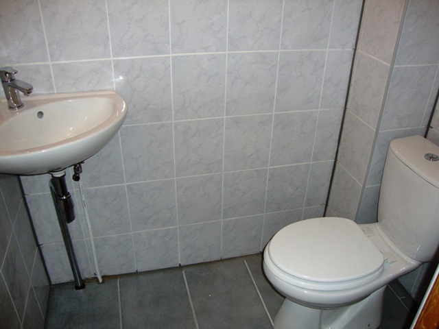 Gite93 toilet